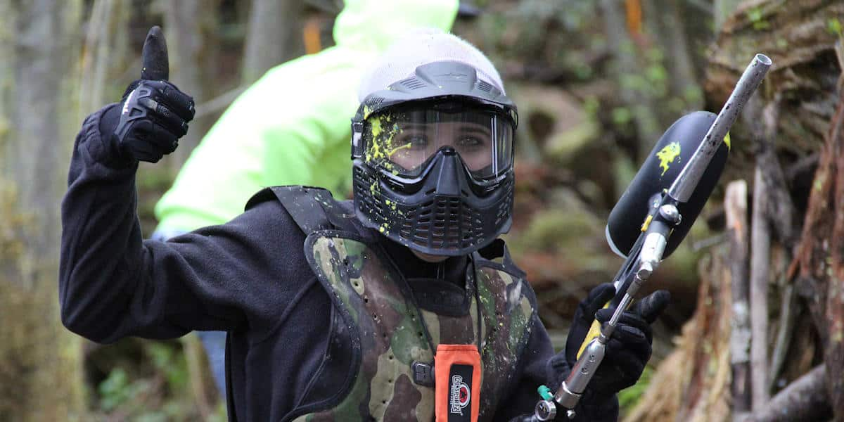 birthday paintball parties at SMP