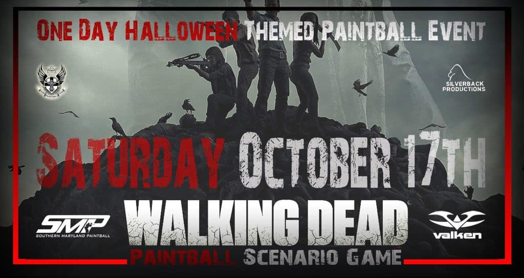 October paintball event at SMP