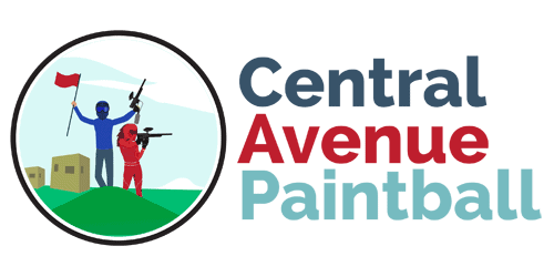 Central Avenue Paintball logo